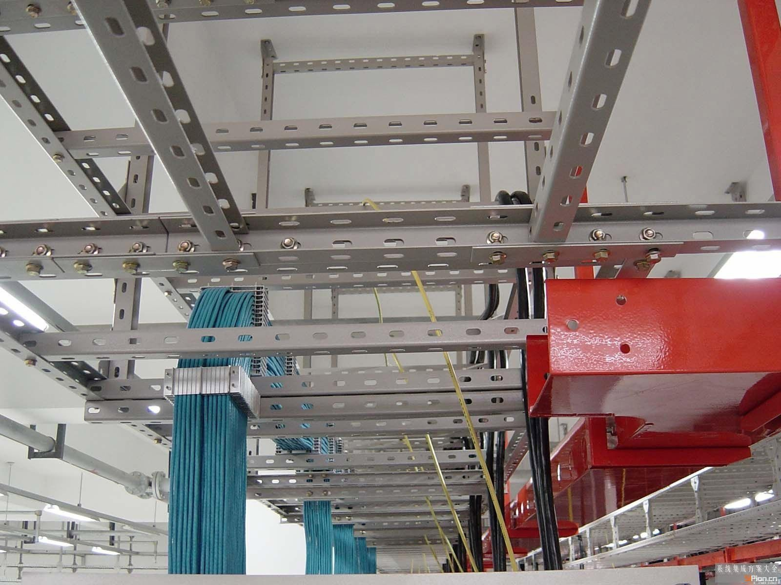 Machine Room Ceiling Rack