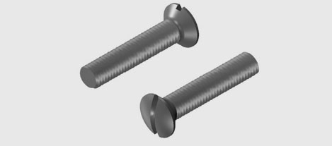 countersunk set screw